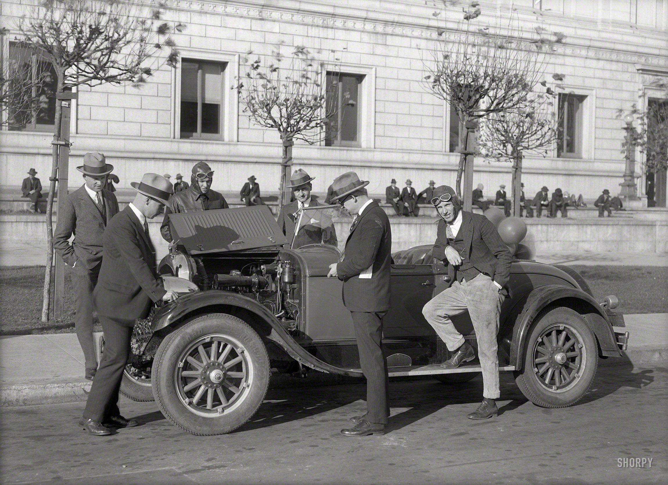 Shorpy Historic Picture Archive Fast Learners 1927 High