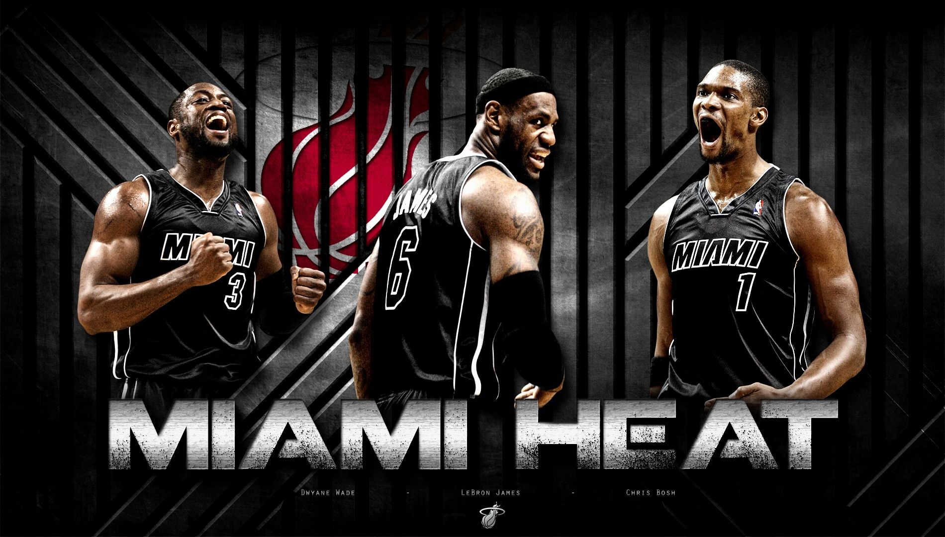 Miami Heat Wallpapers At Http Www Hdwallcloud Com Miami Heat Wallpapers Miami Heat Miami Heat Basketball Miami
