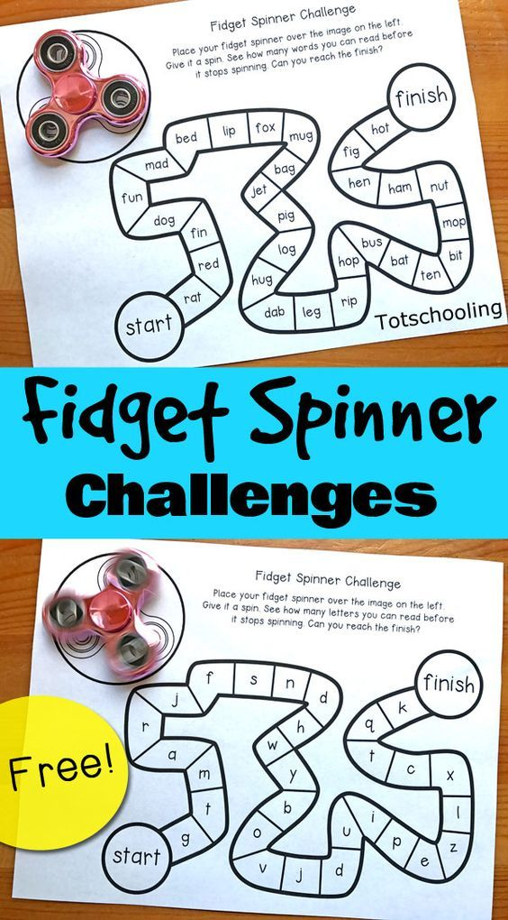 Fid Spinner Challenges
