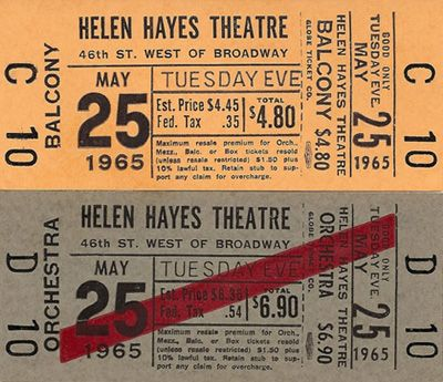 vintage stanley theatre tickets - Google Search LATHA Ticket