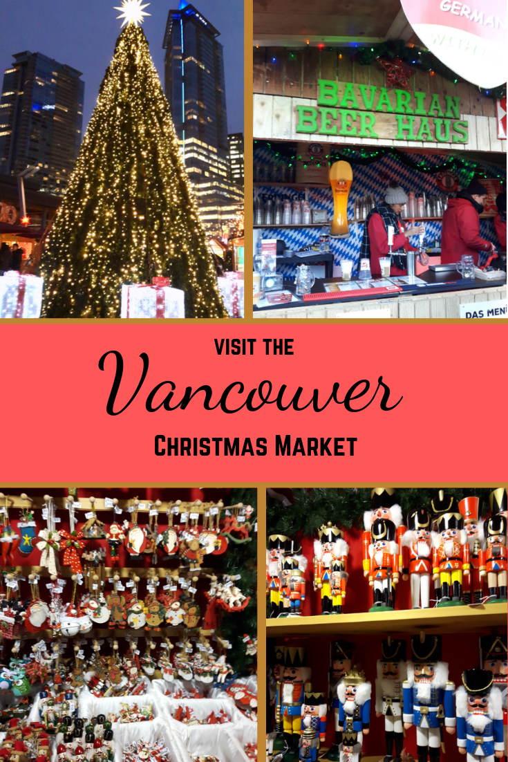2021 Washington Christmas Bazaar Winter In Vancouver 5 Cold Weather Activities Forever Lost In Travel In 2021 Christmas Travel Vancouver Christmas Market Seasonal Travel