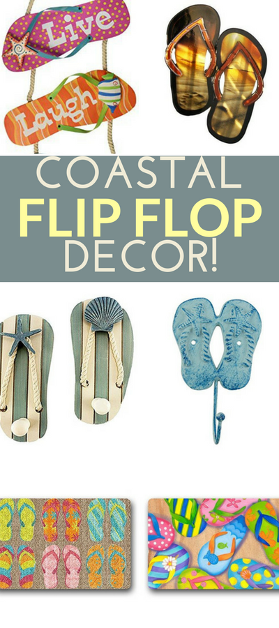 Discover The Best Flip Flop Decor For Your Home We Love Flip Flop