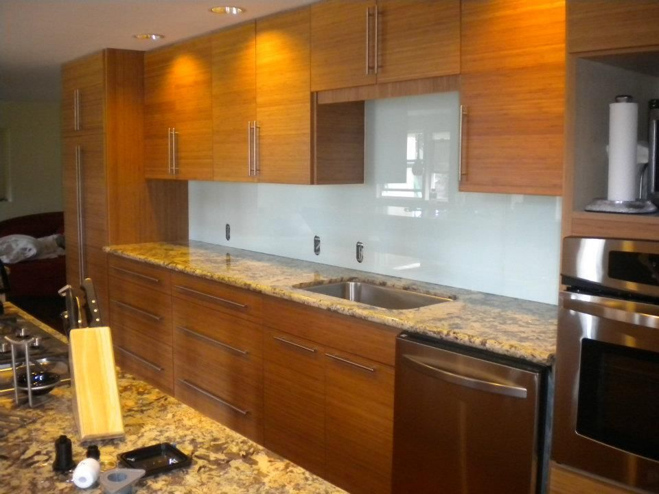 Pleasant Painted Backsplash Glass Guru Of Honolulu Guru Of Interior Design Ideas Gentotryabchikinfo