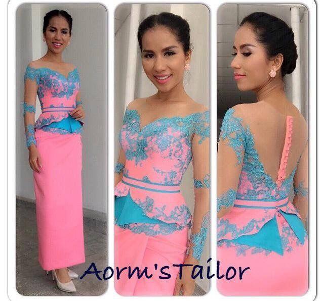 90fa13c8f40 Khmer Traditional Dress Mode Européenne