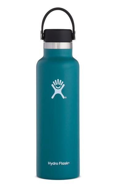 Hydro Flask 21 Oz Jade Bottle - Trouva #hydroflask