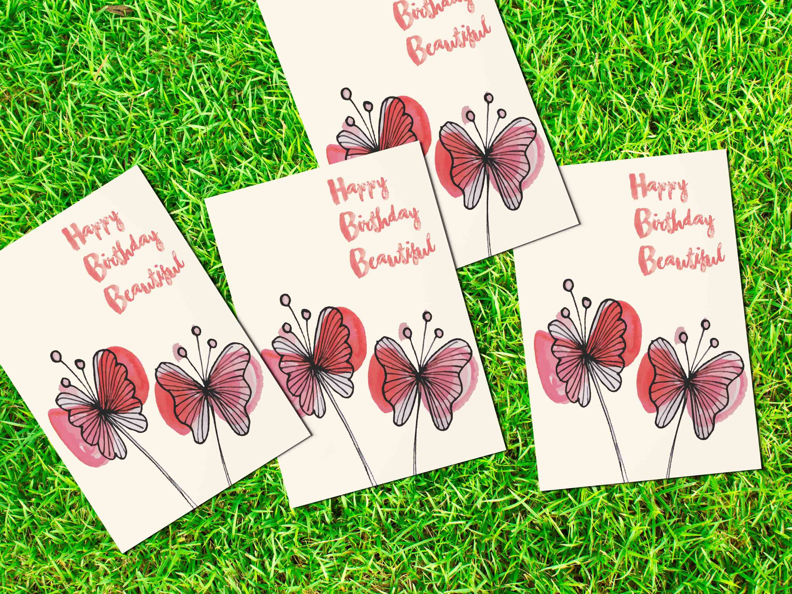 Birthday Cards For Female Either Sister Or Friend With Gathering