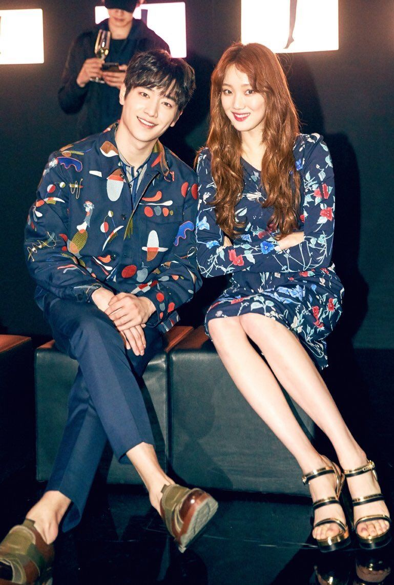 Lee joon and oh yeon seo dating nake