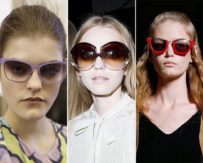 0dfcc80ed94a Spring/ Summer 2015 Eyewear Trends | Spring 2015 Eyewear | Eyewear ...