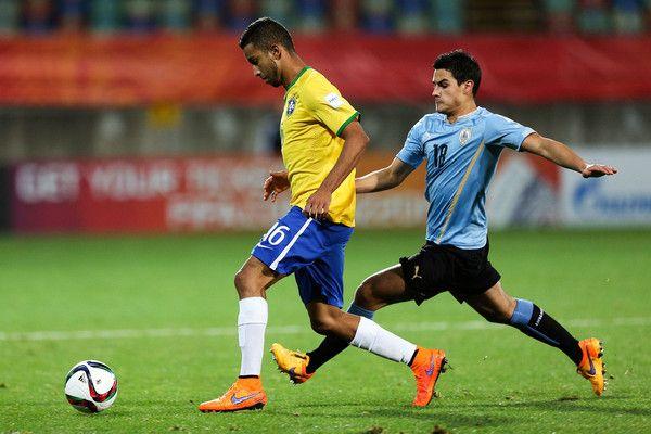 Brazil v Uruguay: Round of 16 - FIFA U-20 World Cup New Zealand 2015
