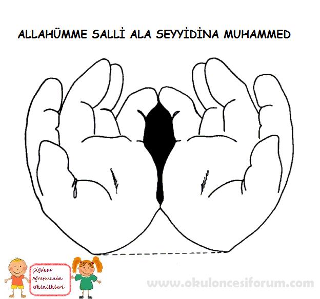 Fatma Betül Adlı Kullanıcının Betül Panosundaki Pin Islam For Kids