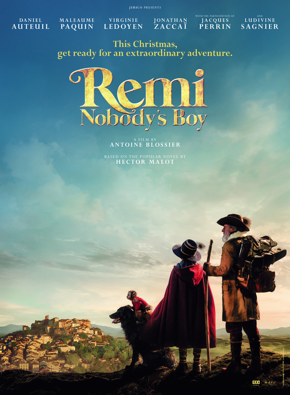 Return To The Main Poster Page For Remi Sans Famille 2 Of 2 Remi Sans Famille Sans Famille Films Complets