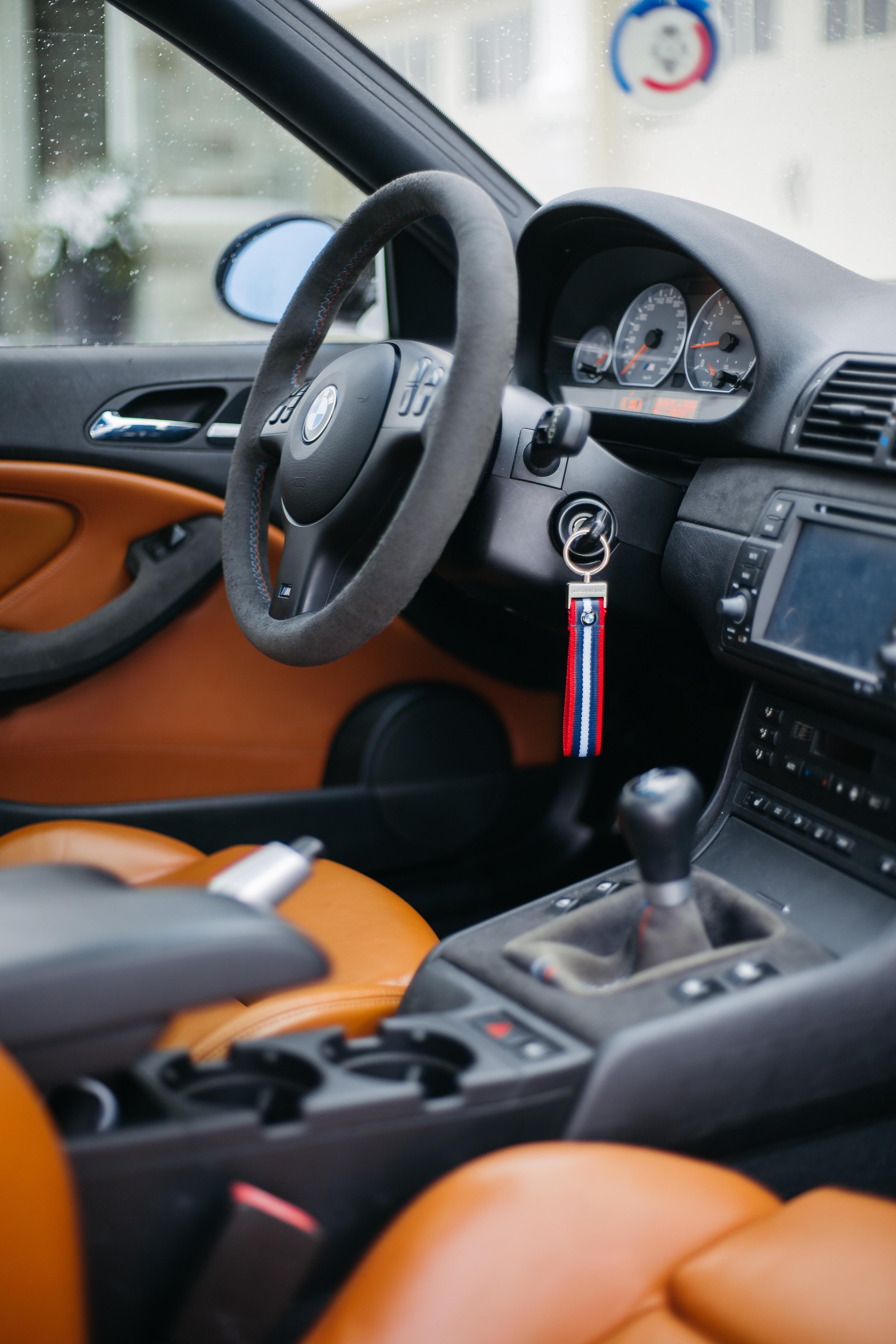 Cinnamon Interior Swap Zcp Alcantara Steering Wheel Two Things