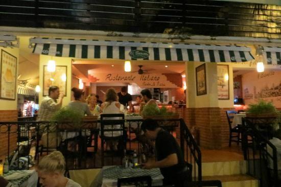 Il Baretto Italian Restaurant Playa Del Carmen Restaurant Reviews Italian Food Restaurant Playa Del Carmen Italian Restaurant