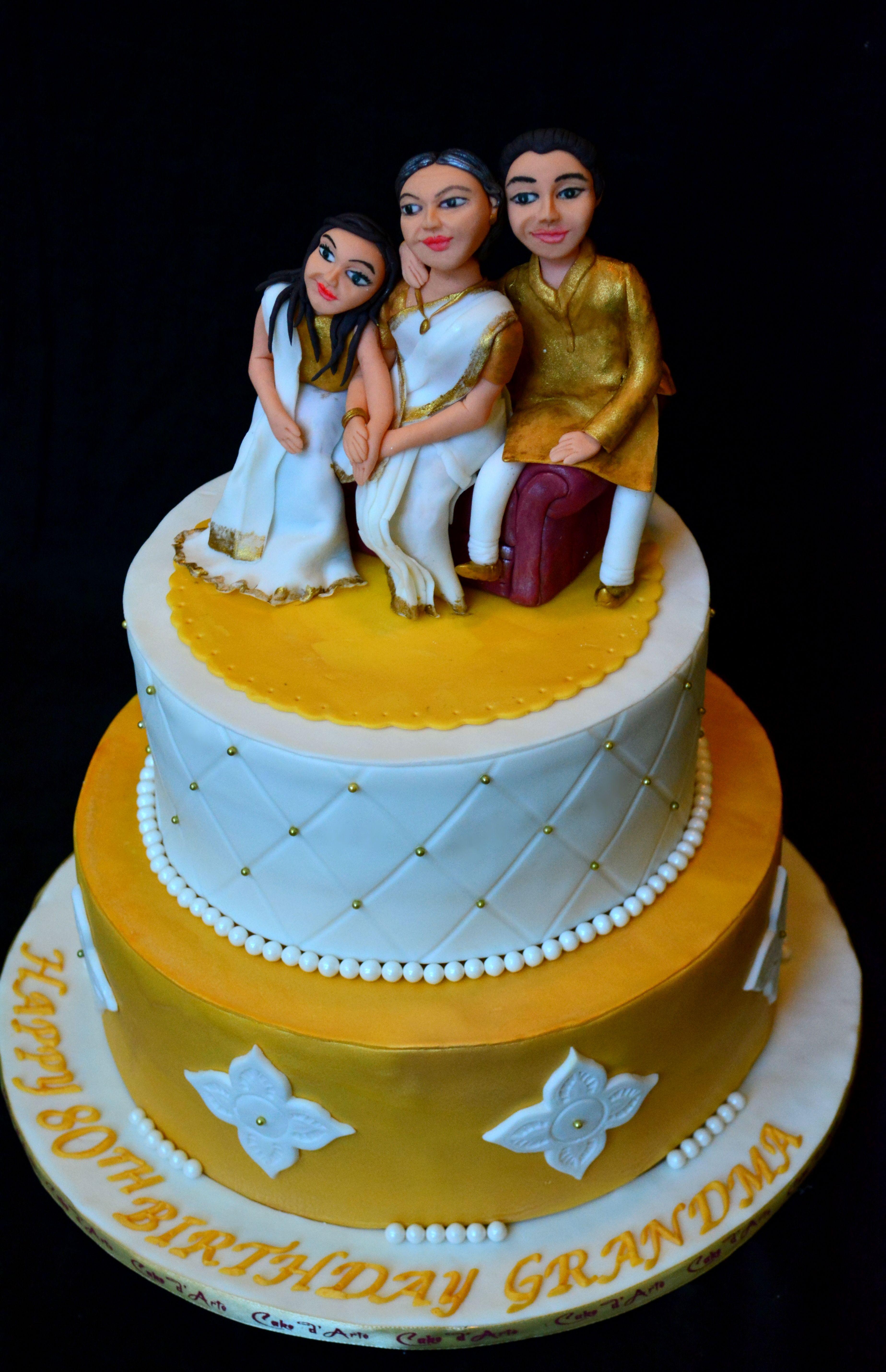 34++ 80th birthday cake for grandpa trends