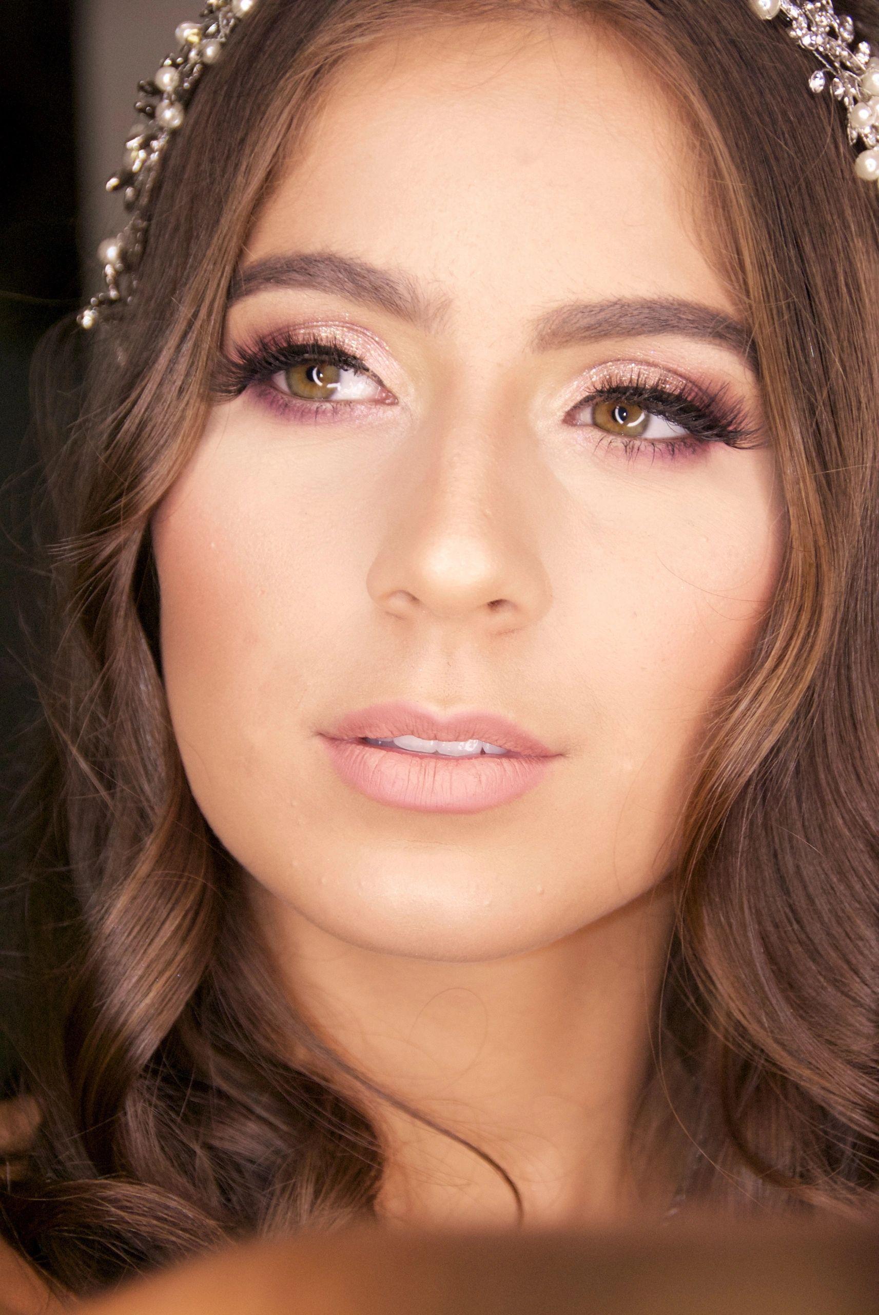 Luxury Bridal Makeup Artist New York Fashion Week Makeup