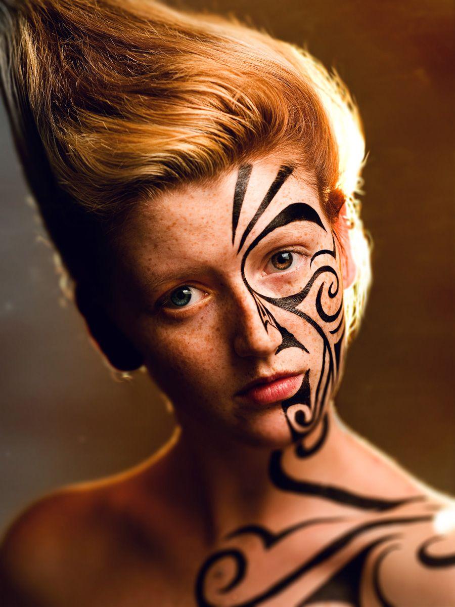 Maori Single Twist Tattoo: Yellow Twist By Photosbydoco On DeviantART
