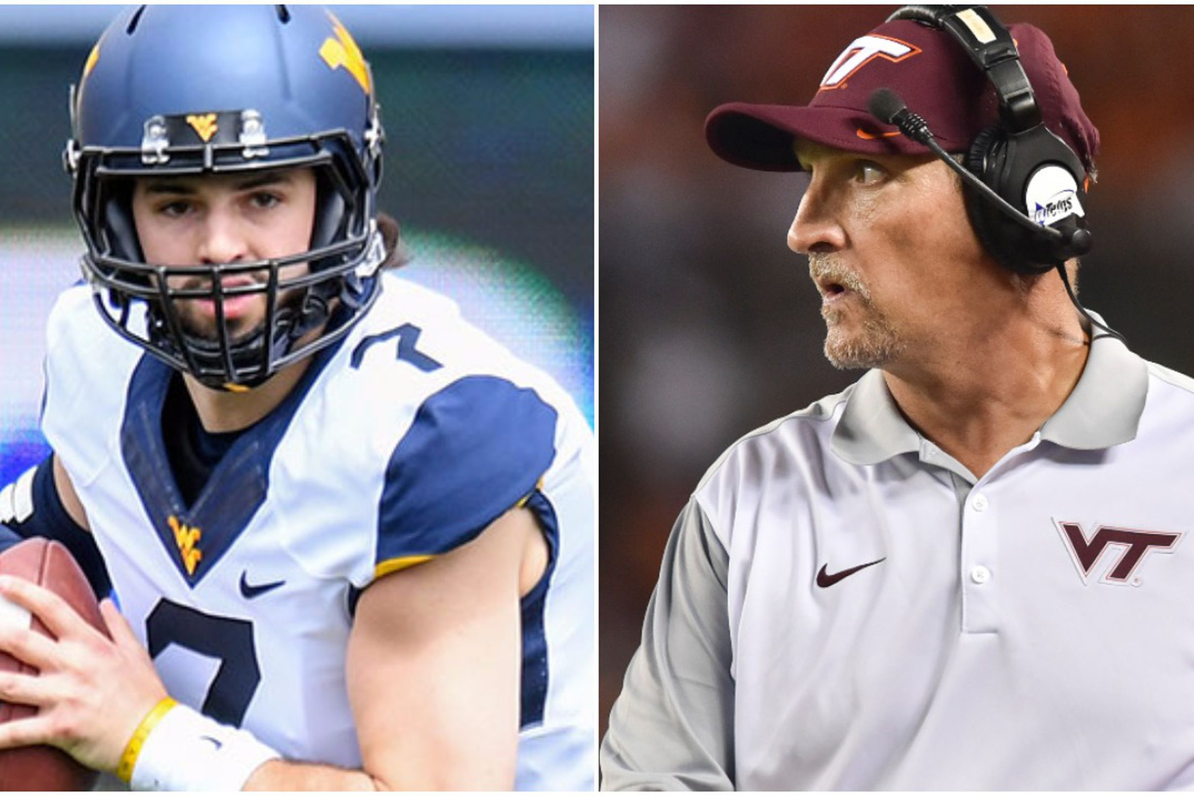 New QB is the biggest key to VT vs. WVU in Week 1 Wvu