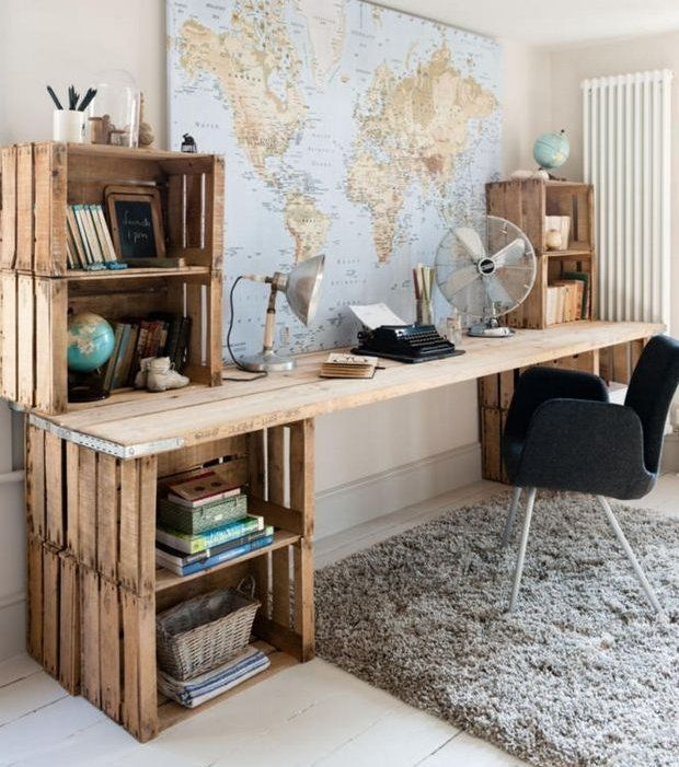 10 Idées Diy à Réaliser Avec Des Palettes En Bois Dream House