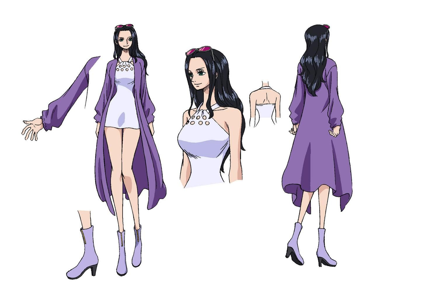 One Piece Stampede Colored Version Of Oda S Designs One Piece One Piece Movies One Piece Drawing