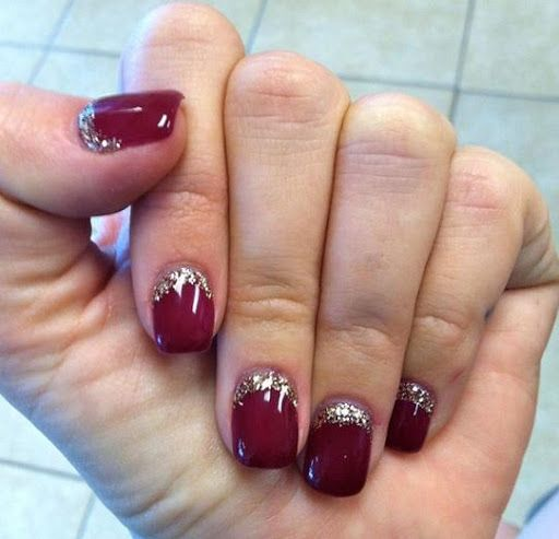 Manikyur I Ya Vsegda Svezhij Manikyur 3d Gel Nails Nail Designs Fall Nail Art Designs Pink Nails