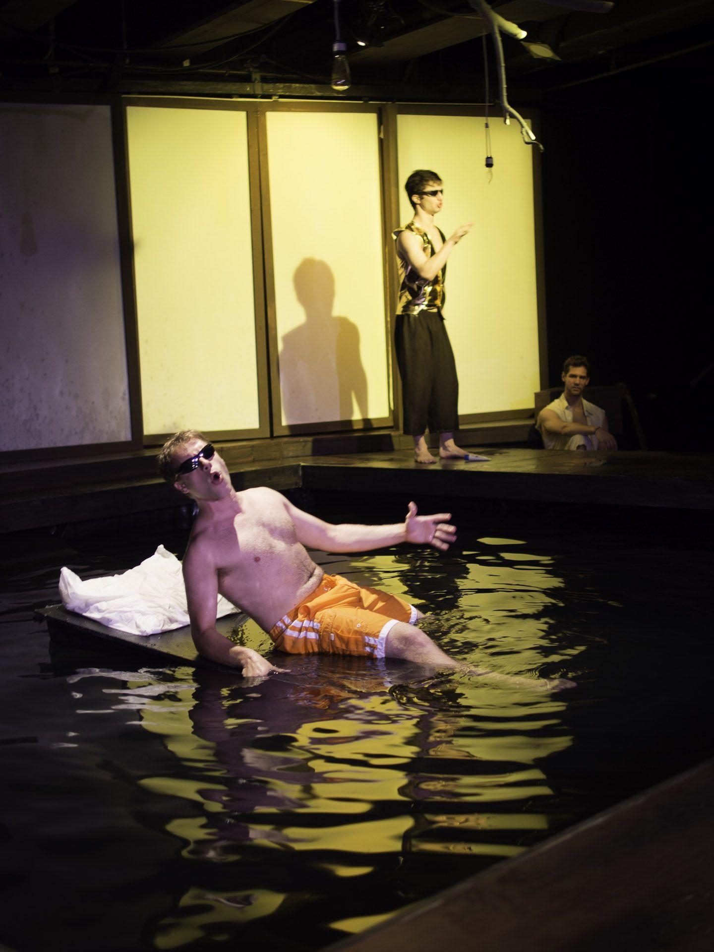 Mary Zimmerman's adaptation of Ovid's Metamorphoses
