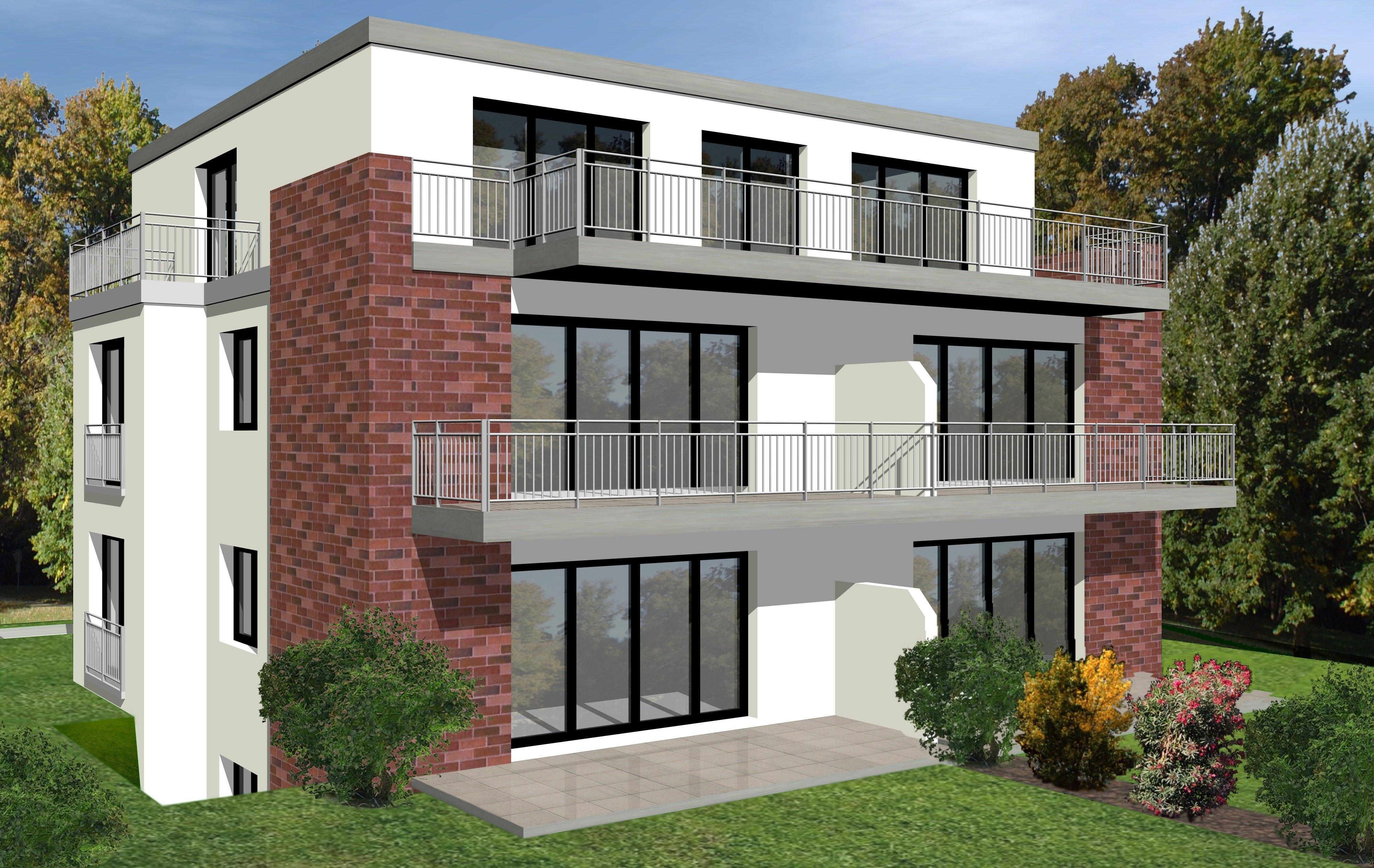 EINE ETAGE FÜR SICH NeubauPenthouse Wohnung mit 2