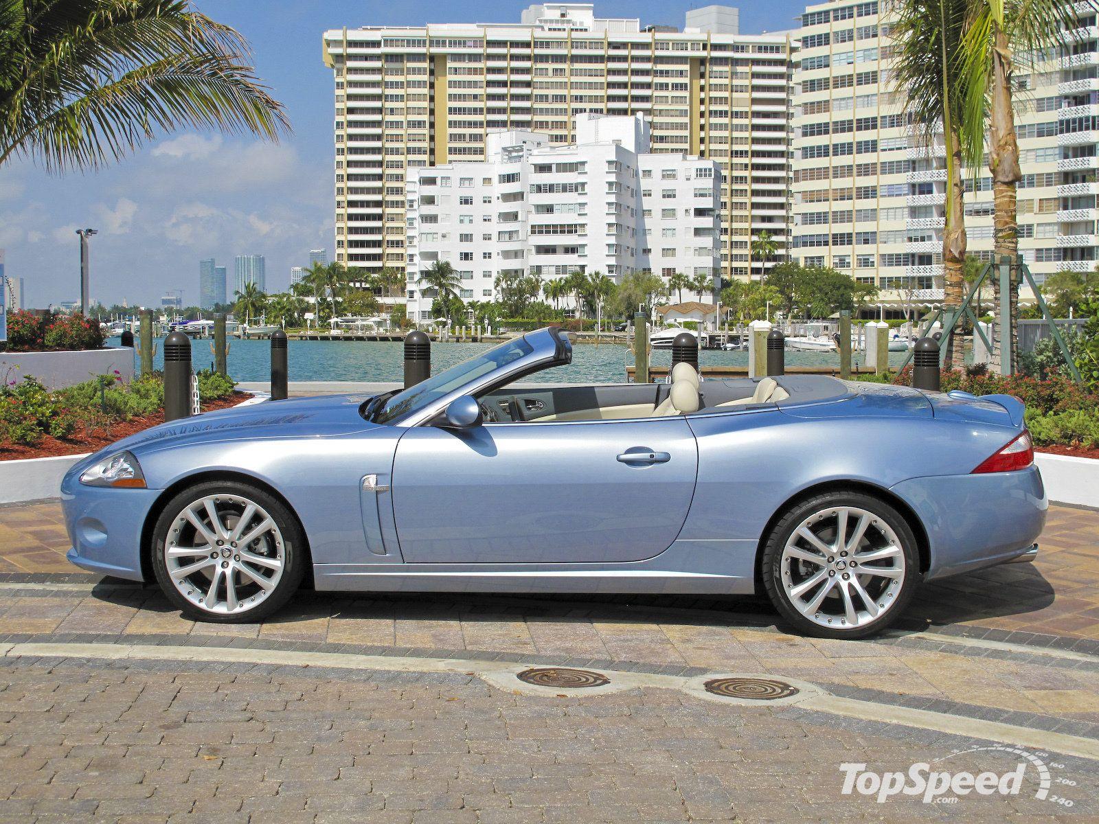 en xk convertible pictures jaguar
