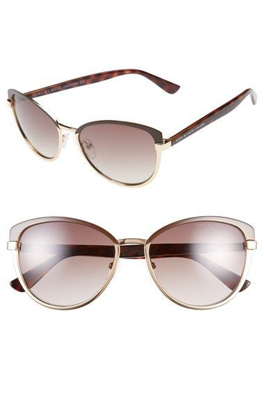 5aae2678ea61 MARC BY MARC JACOBS 57mm Retro Sunglasses available at  Nordstrom ...