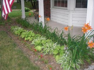 Photo of Transform Tuesday — Front yard flower beds