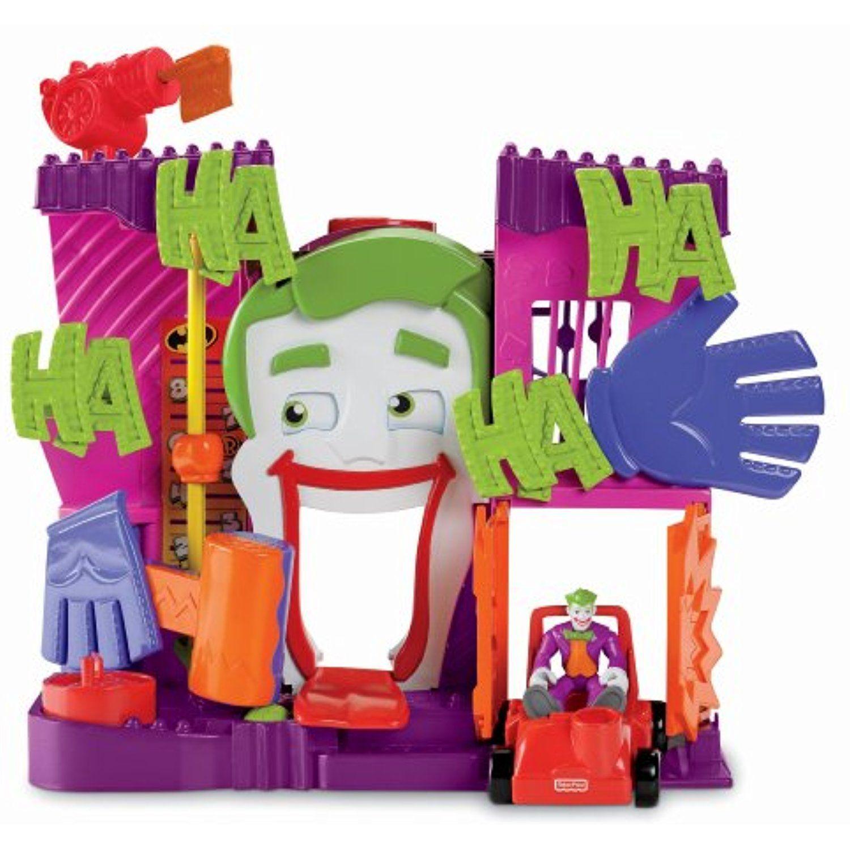 FisherPrice Imaginext DC Super Friends The Joker's Fun