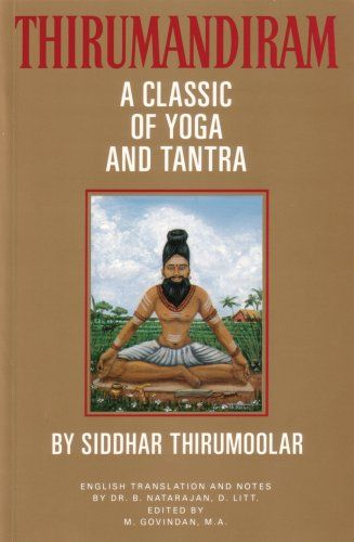Thirumandiram : A Classic of Yoga and Tantra (Three Vollume Set)