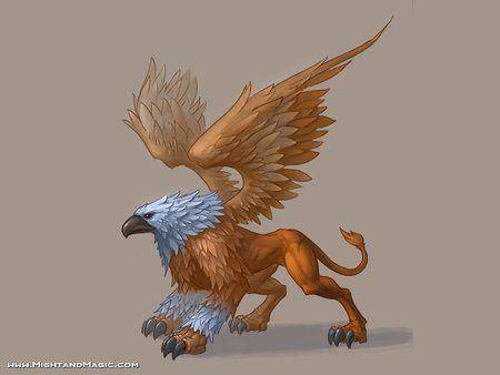 Griffin Desktop Nexus Wallpapers Mythical Creatures Mythological Creatures Fantasy Creatures