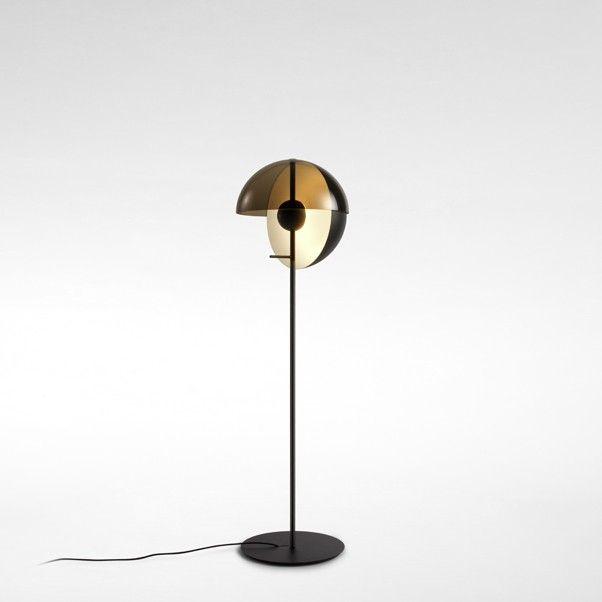 Floor Lamp Theia Marset Black Floor Lamp Led Floor Lamp Floor Lamp