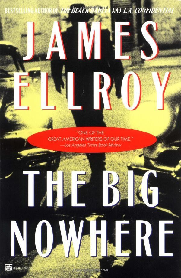 Amazon Com The Big Nowhere 9780892962839 James Ellroy Books James Ellroy Books Crime Fiction Writer