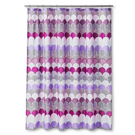 Sabrina Soto Riley Shower Curtain