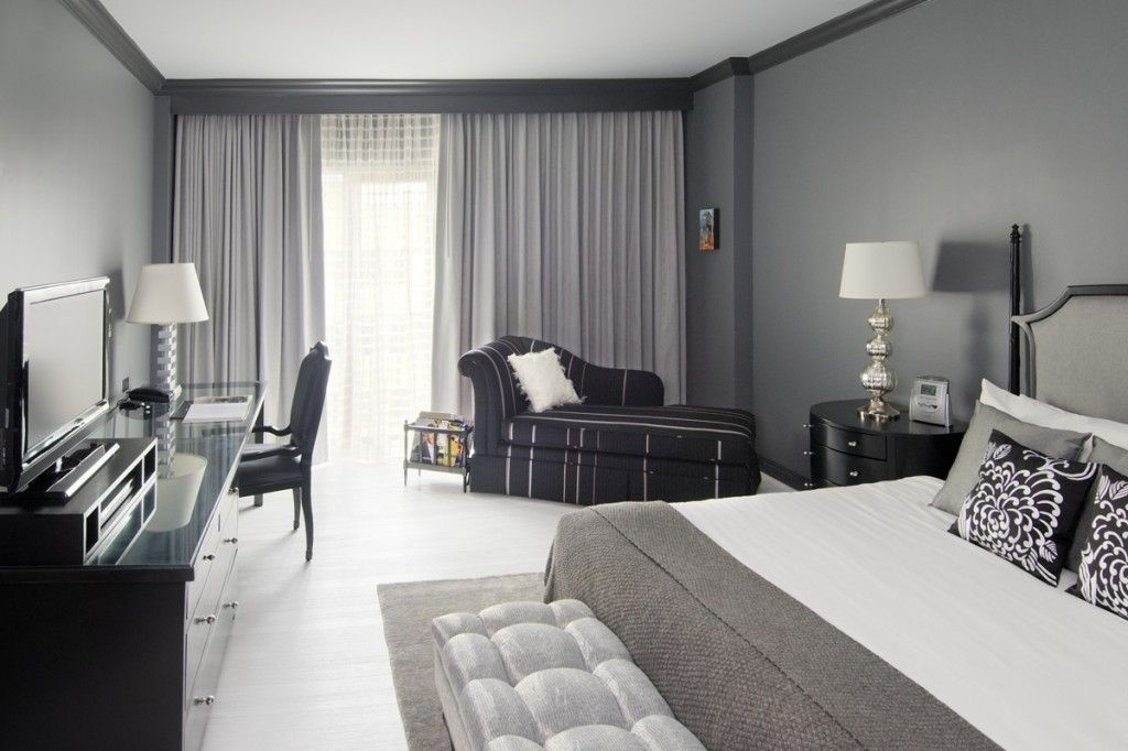 Gray Room Bedroom Psychology Of Color Color Meanings