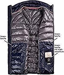 Napapijri jackets men, microfiber, blue Napapijrinapapijri