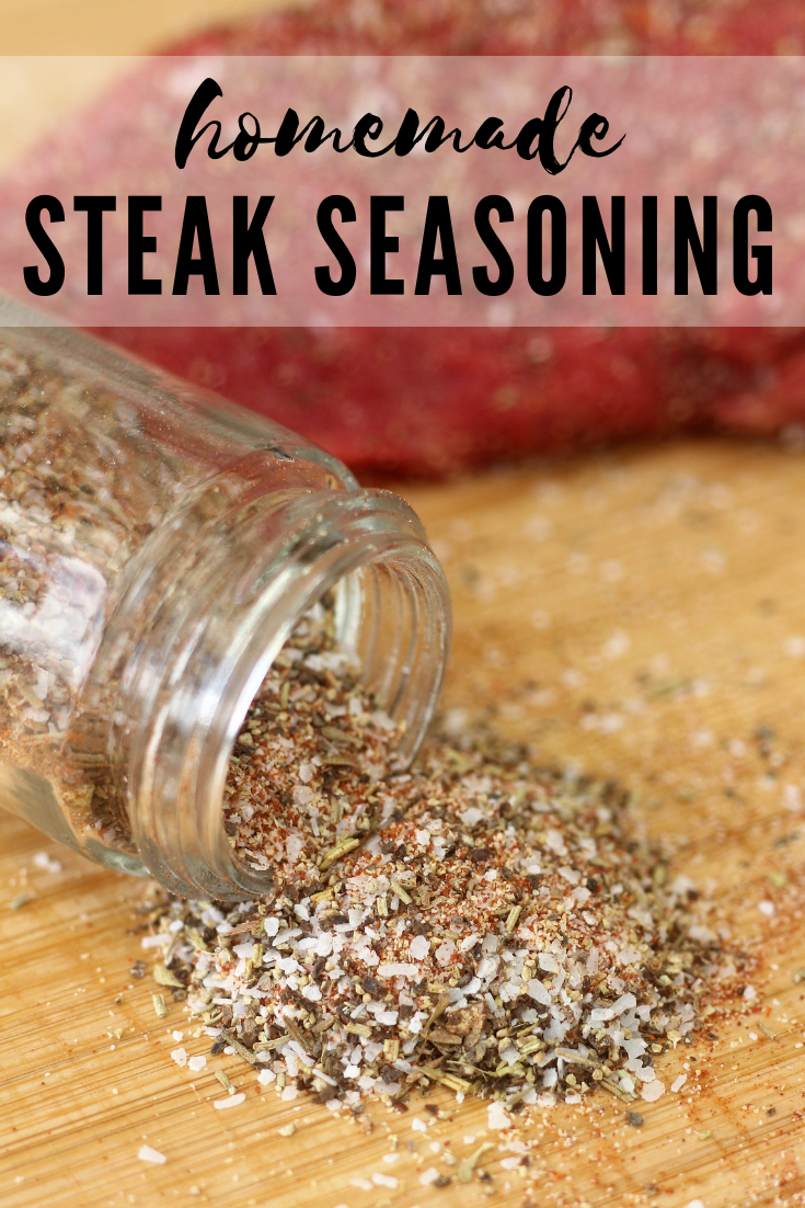 Homemade Steak Seasoning Recipe | Hey Grill, Hey