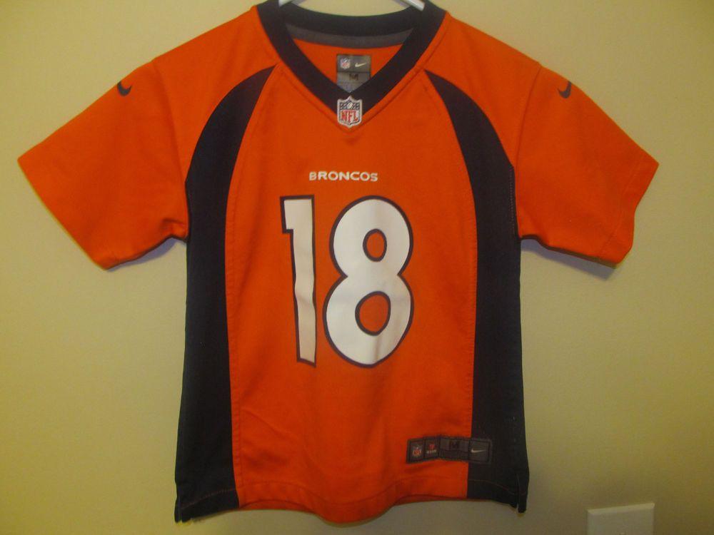 Peyton Manning - Denver Broncos Jersey - Nike Toddler 5 6T  Nike   DenverBroncos 1b5c7f33e