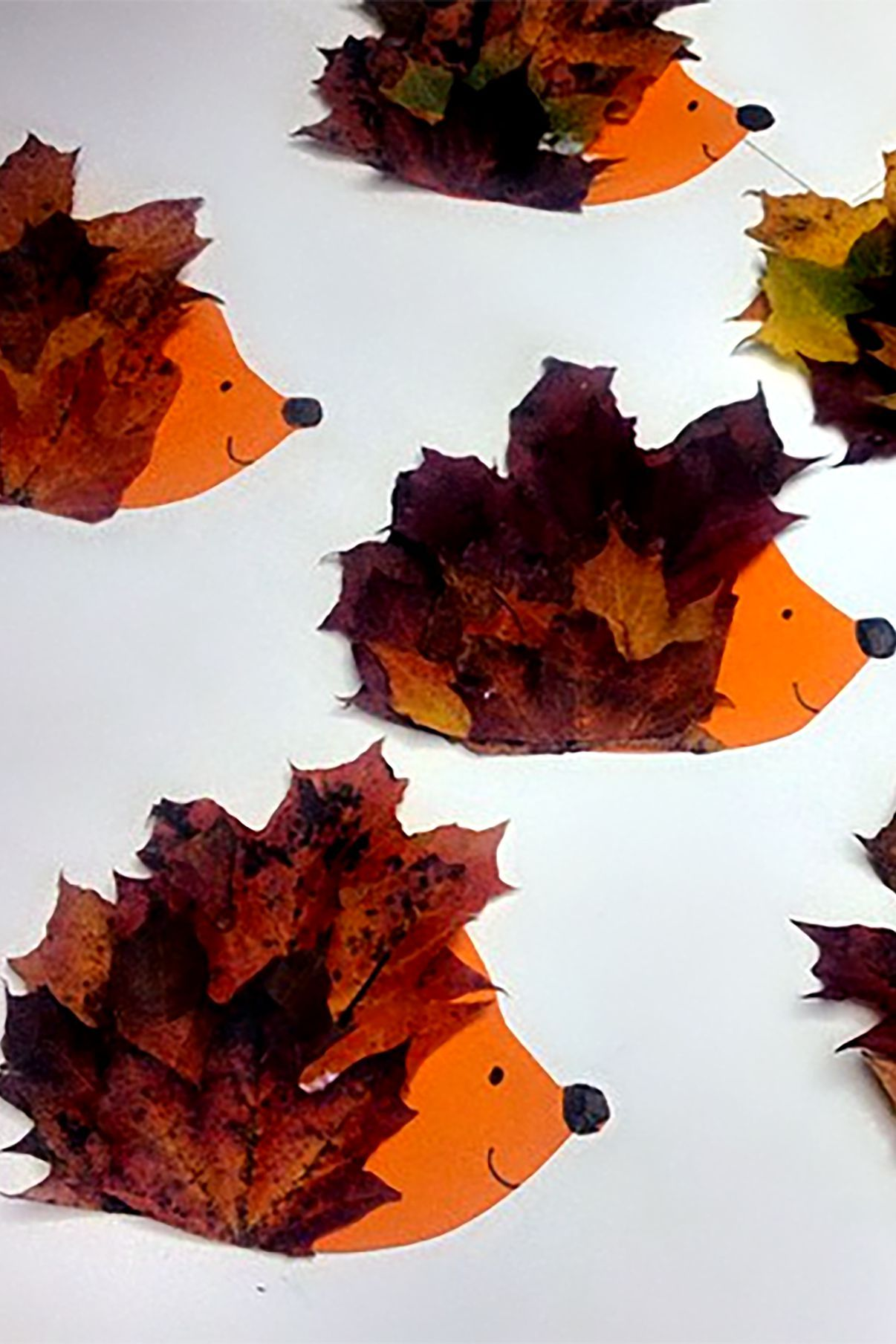37 Best Leaf Craft Ideas to Help You Fall Into the Season #fallcraftsfortoddlers
