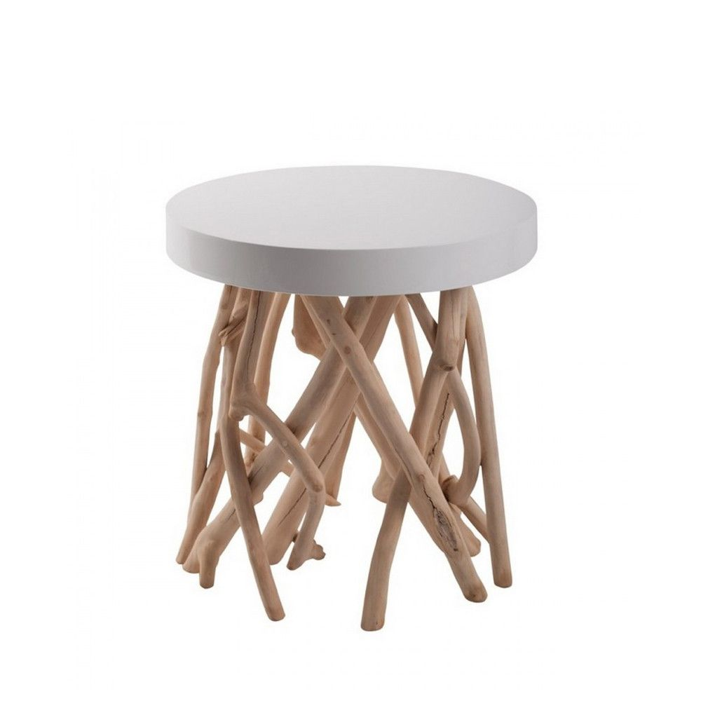Table Basse Bois Flotte Scandinave Zuiver Cumi In 2019