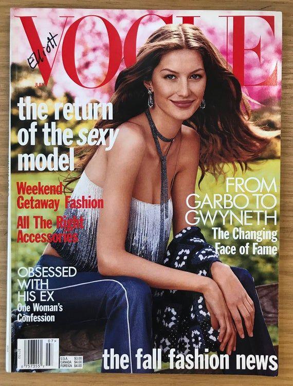 Verrassend Pin op Vogue covers HS-26