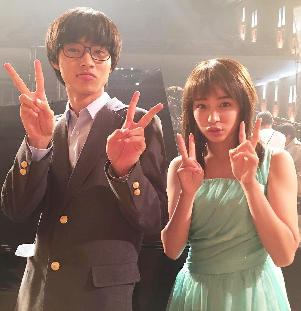 """BTS, Kento Yamazaki x Suzu Hirose, J LA movie """"Your lie in"""