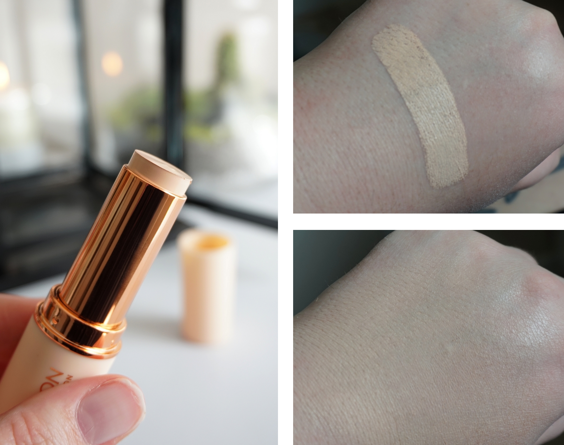 [REVUE] Fast Base Foundation Stick de Makeup Revolution