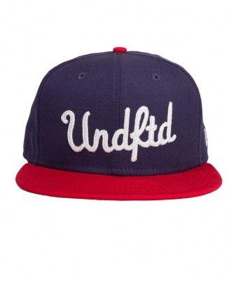 Undefeated - UNDFTD Chainstitch Fitted New Era Cap -  42 ... 52ce7a0e5313