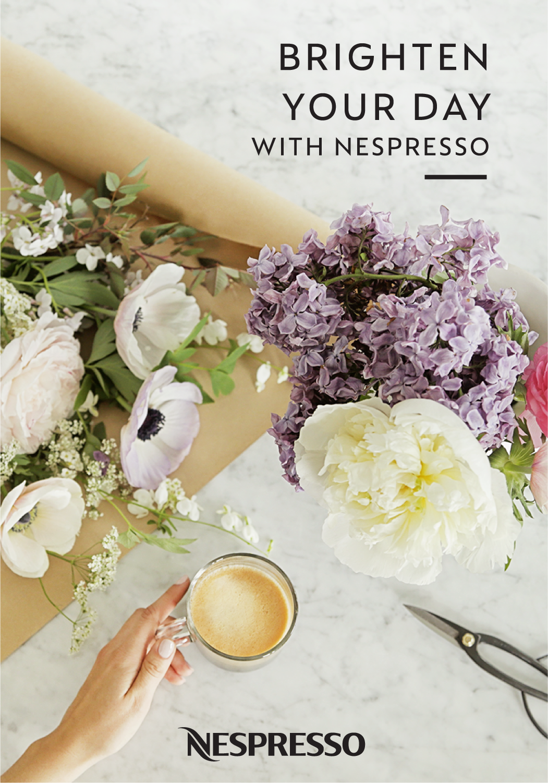 how to make nespresso coffee