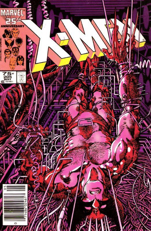 X-Men 205 #xmen #wolverine