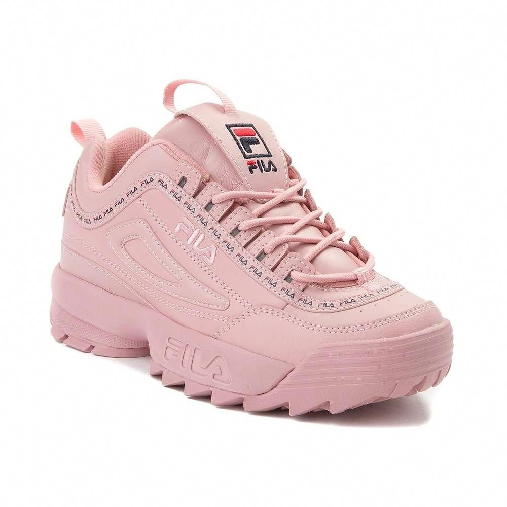 Womens Fila Disruptor II Athletic Shoe