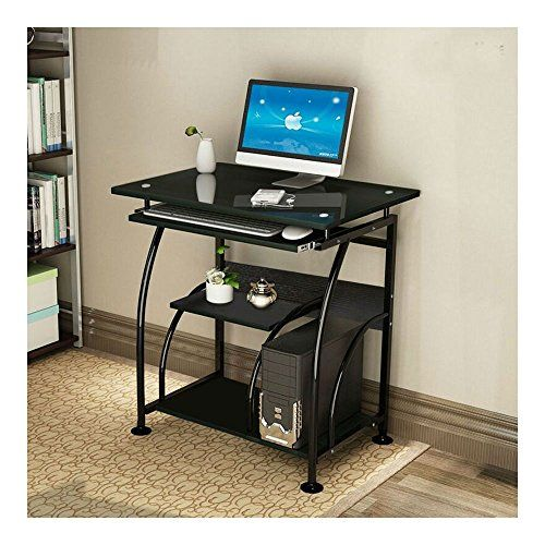 Home office pc corner computer desk laptop table workstation home office pc corner computer desk laptop table workstation furniture black workwithnaturefo