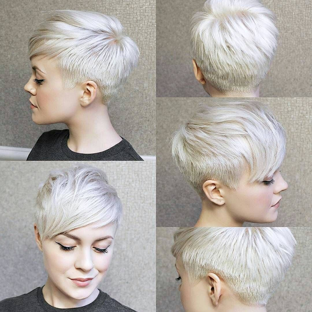 10 Trendy Pixie Haircuts 2017 Short Hair Styles For Women Pixie Haircut Short Hairstyle And